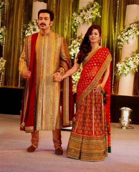 Wedding Reception Dress For Kerala Bride