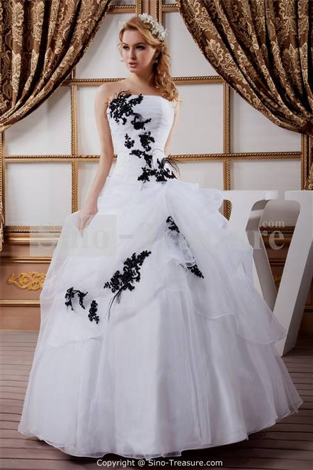 white ball gown prom dresses