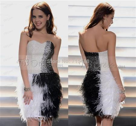 white cocktail dress for teenage girls