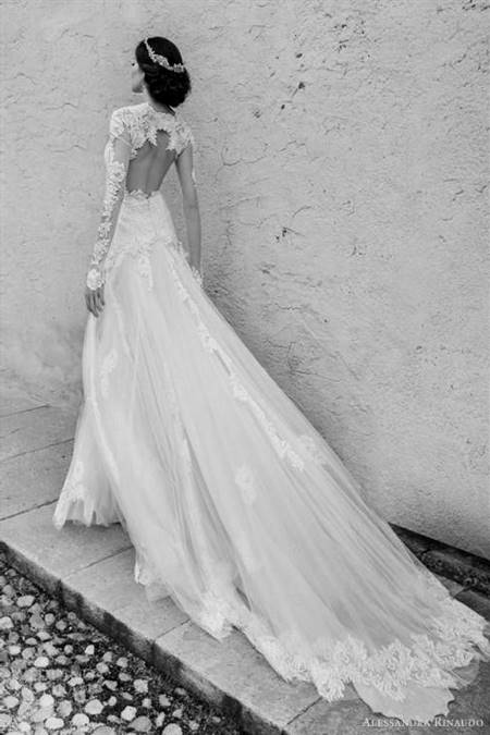 White Lace Wedding Dress Tumblr B2b Fashion