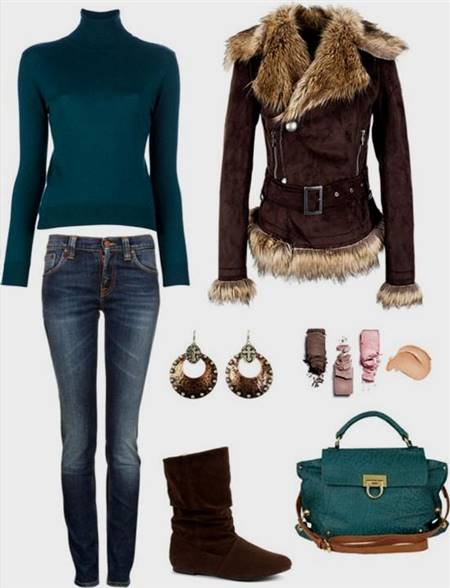 winter casual clothes for women