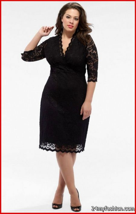 Black evening dresses plus size review