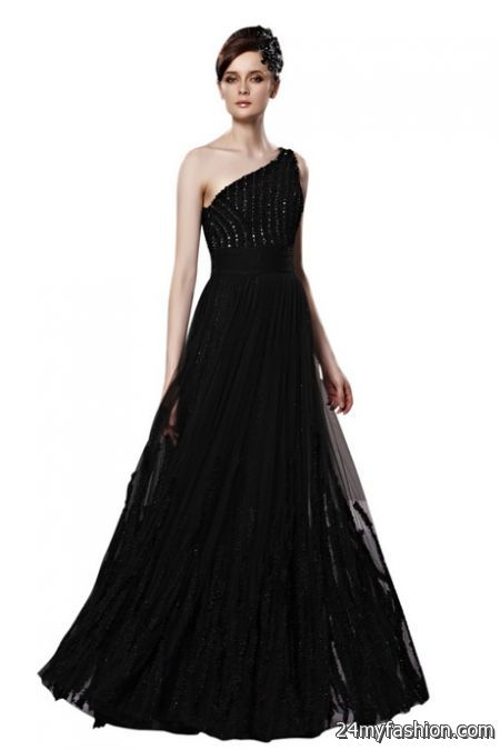 Black tie ball dresses review