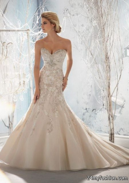 Bridal dress styles review