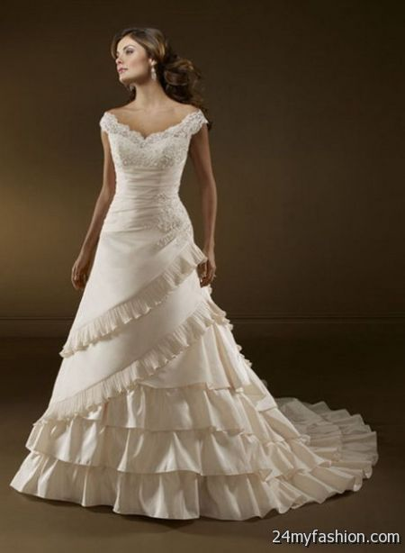 Bridal gowns for petite brides review