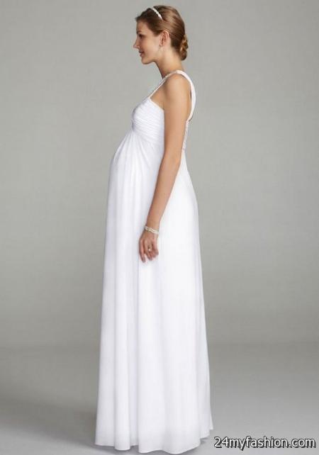 Bridal maternity dresses review