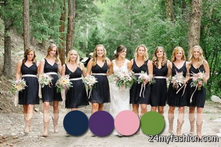 Bridesmaid dresses for fall review