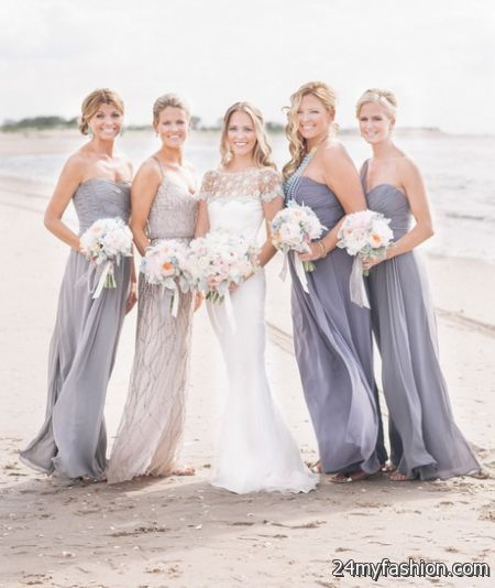 Bridesmaid dresses for the beach review