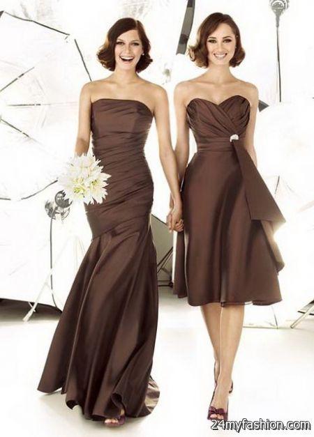 Bridesmaids dress designers review