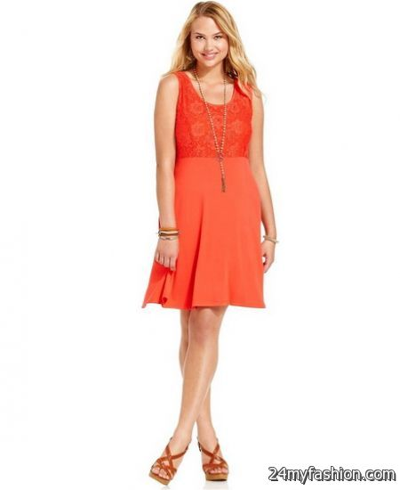 Casual summer dresses for juniors