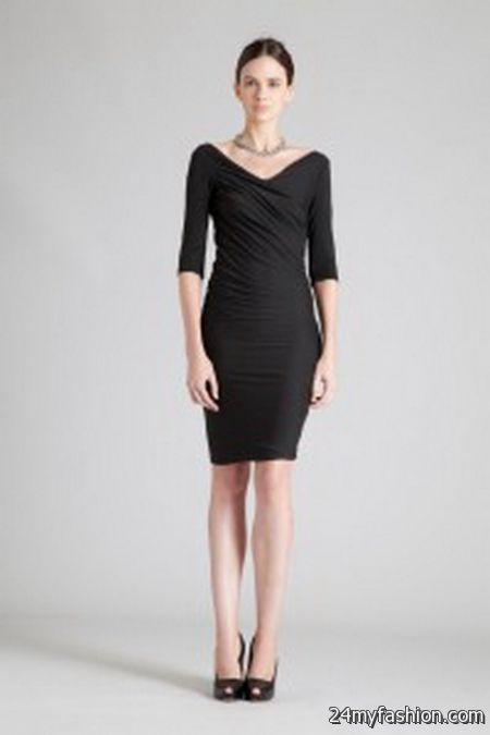 Classy little black dress review