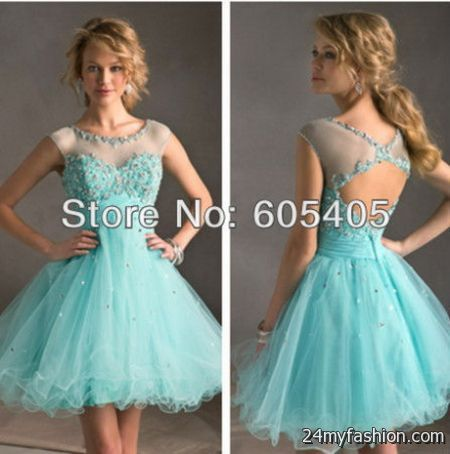Cocktail dress prom review