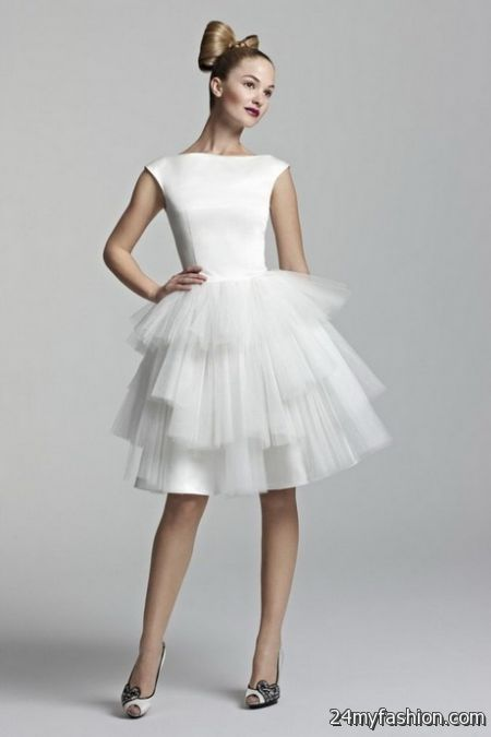 Cocktail dress white review