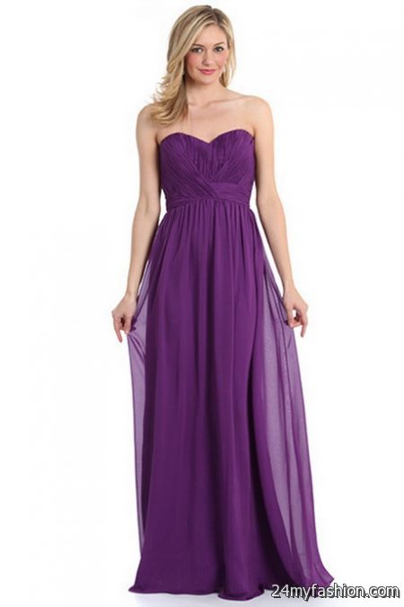 Corset bridesmaid dresses review