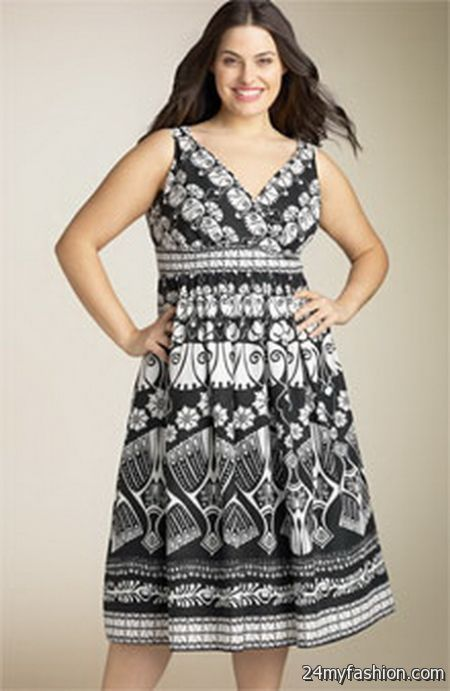 Cotton dresses plus size review
