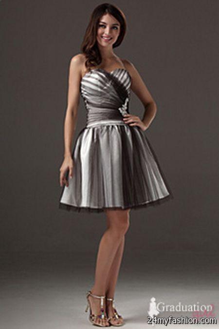 Cute white graduation dresses review