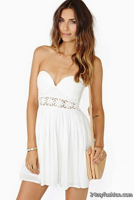 Cute white graduation dresses review