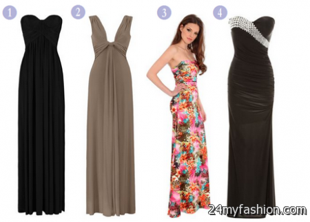 Diamante maxi dresses review