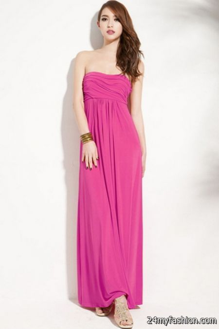 Elegant maxi dress review