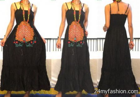 Ethnic maxi dresses review