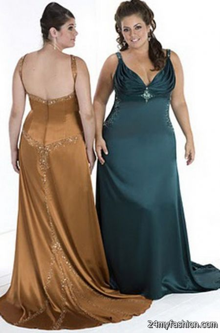 Evening dresses for fat women review