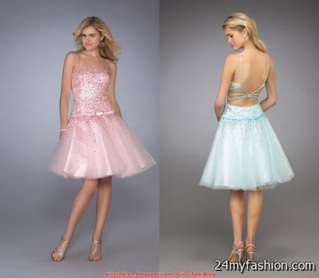Evening dresses for teenagers