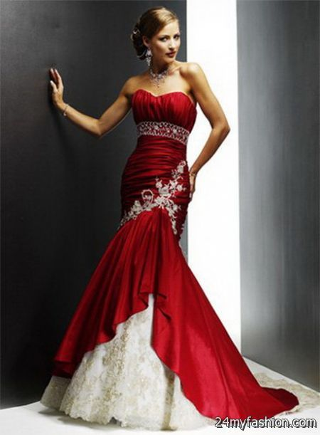 Evening gowns for prom