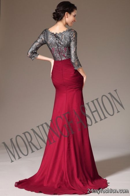 Exclusive evening dresses