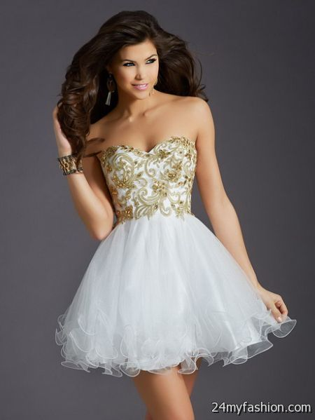 Expensive homecoming dresses