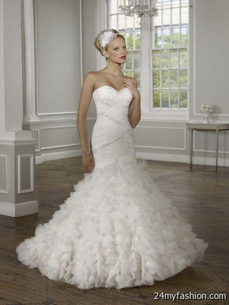 Fairytale wedding gowns