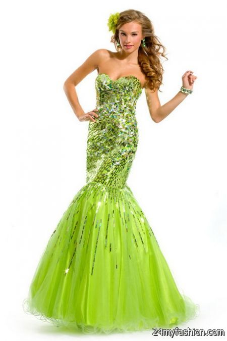 Fishtail prom dresses review