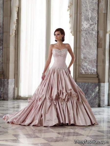 Fitted ball gowns review