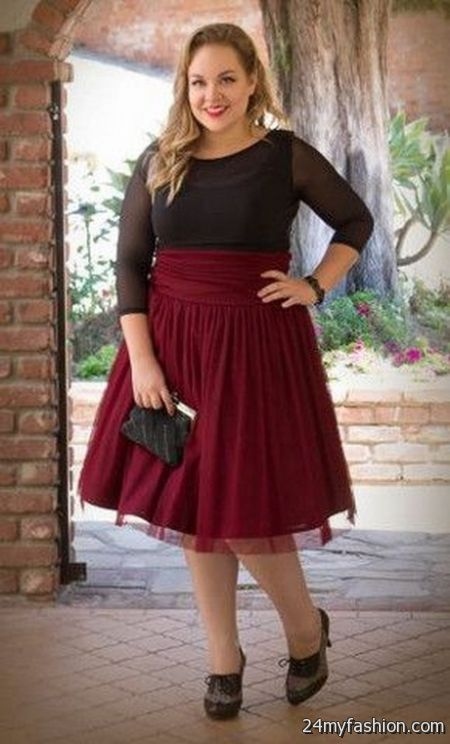 Flattering plus size clothing review