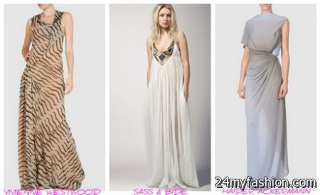 Floaty maxi dress review