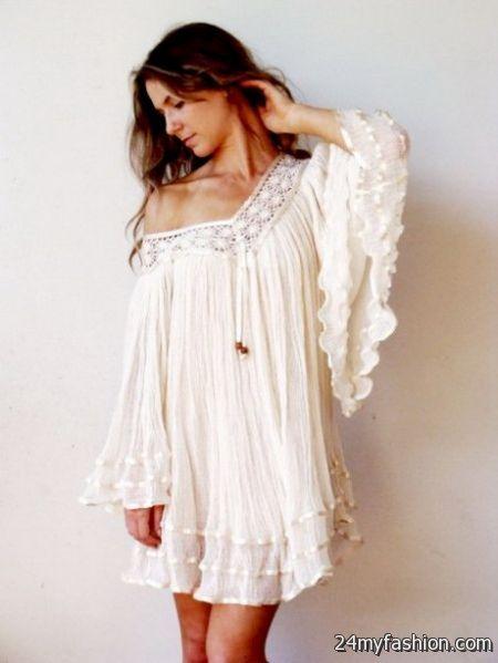 Flowy summer dress review