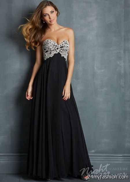 Formal dresses black review