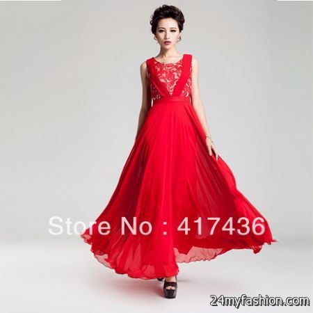 Formal red dresses for women review