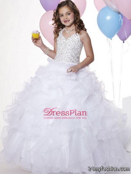 Girl ball gowns