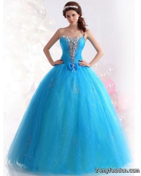 Glamorous ball gowns review
