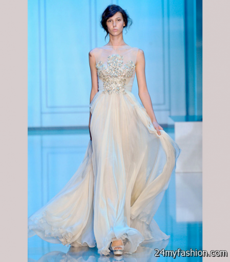 Grecian bridal gowns