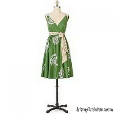 Green summer dresses review