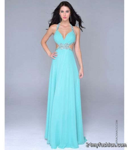 Halter homecoming dresses review