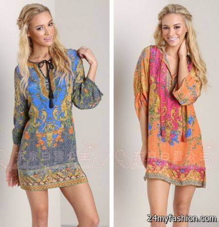Hippie summer dresses review