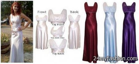 Holiday evening dresses