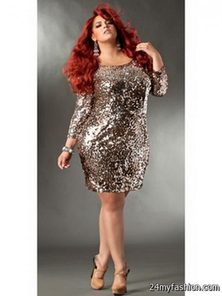 Holiday plus size dresses review