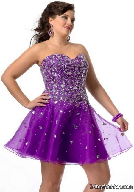 Homecoming plus size dresses review