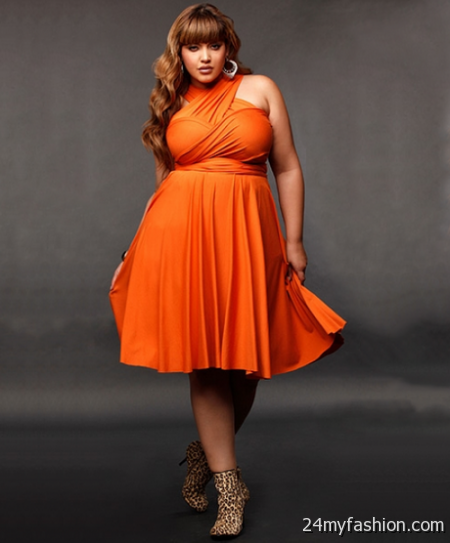 Hot plus size dresses review