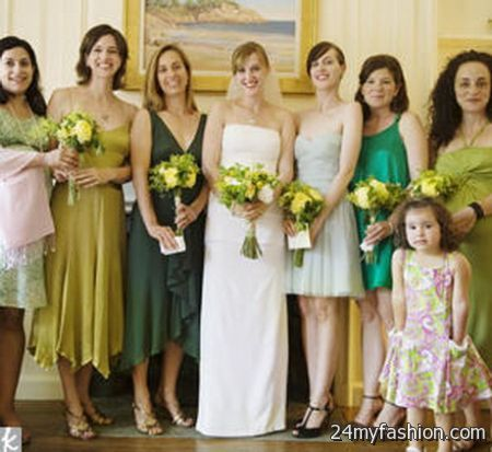 Inexpensive bridesmaids dresses review