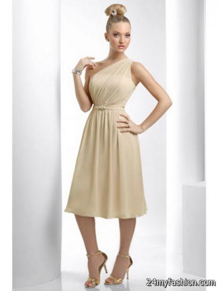 Inexpensive bridesmaids dresses review