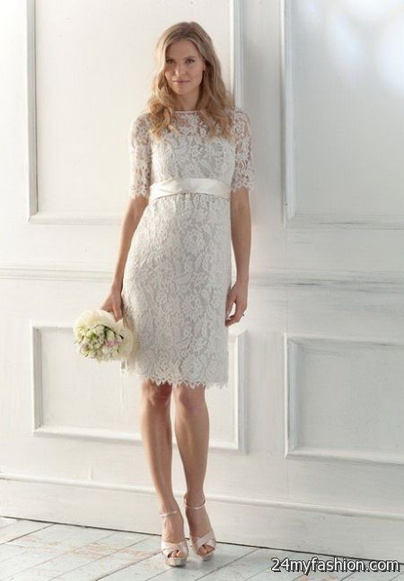 Informal bridal gowns and dresses review